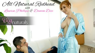 All Natural Redhead – S3:E7 – NF Busty