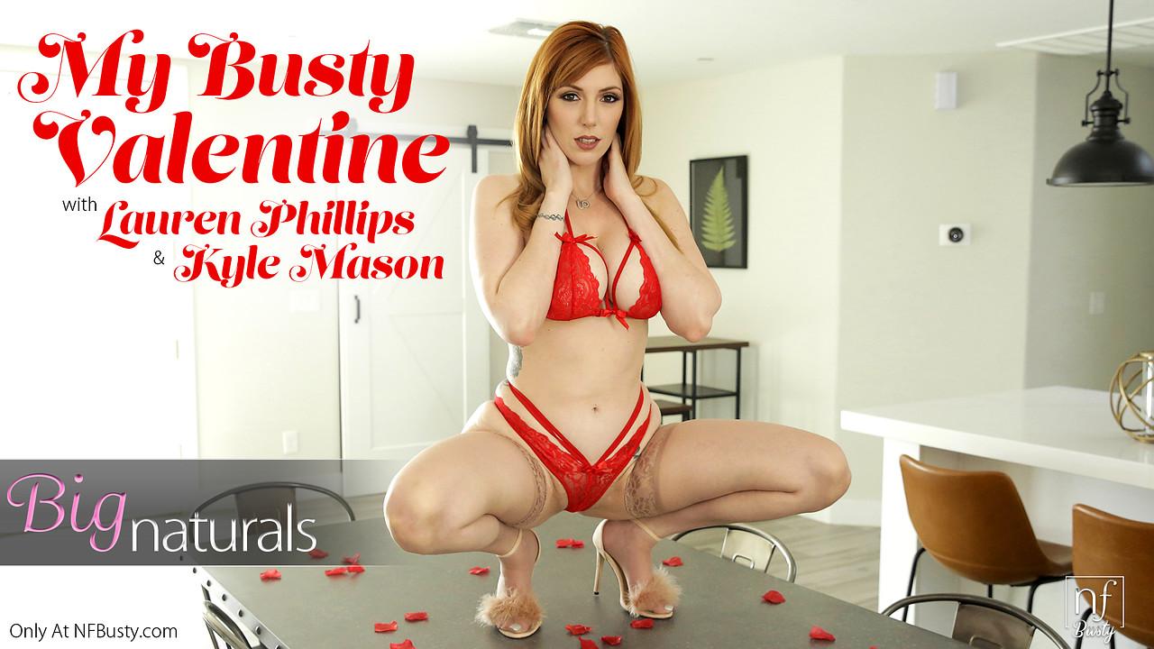 My Busty Valentine - S10:E10 - NF Busty