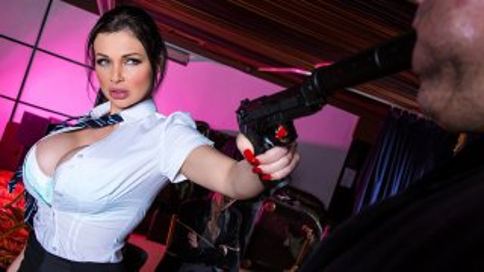 Spy Hard 3: Hit Girl - Big Tits At School
