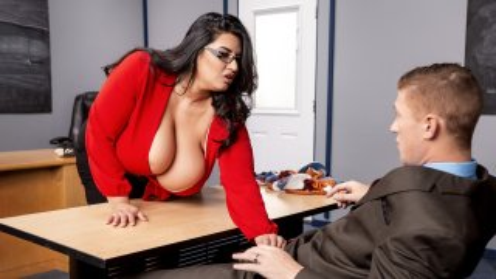 Disciplinary Action - Big Tits At School