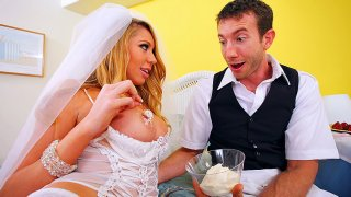Consummating The Marriage - Baby Got Boobs